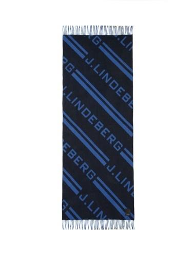 J Lindeberg Atkı Mavi